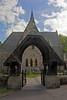 Luss Church Arch