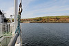 'Loch Shira' Approaches Isle of Cumbrae - Millport Voyage - 17 March 2012