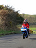 Motorcyclist - Millport - 17 March 2012