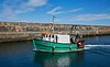 Trawler 'Sustain' (PD378) at Buckie Harbour - 1 July 2018