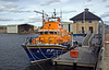 Lifeboat at Cluny Harbour