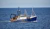 Trawler Ranger (OB29) heading to Buckie Harbour - 25 June 2018