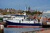 Sir John Murray - Survey Vessel - Buckie Harbour