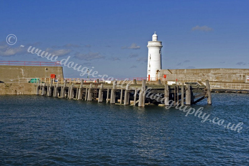 Harbour Mouth & Lighthouse