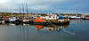 Buckie Harbour View