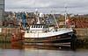 Trawler Heather Sprig (BCK 181) - Buckie Harbour - 10 August 2012