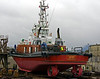 Kintore - Buckie Shipyard Slip - 7 October 2008