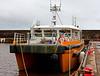 'Windcat 15' - in Buckie Harbour - 4 September 2009