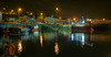 Night Working - Buckie Harbour - 7 October 2008