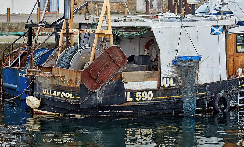 Burghead Harbour - 22 February 2019