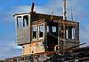 Dilapidated Trawler Wheelhouse