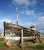 Derelict Trawler - Burghead