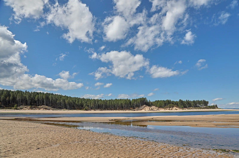 Findhorn Beach - 7 June 2019
