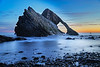 Bow Fiddle Rock - 24 February 2019