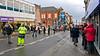 Parade Heads up Princes Street, Port Glasgow
