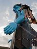 Big Man Walking - Port Glasgow