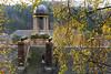 Heritage Area Bell Tower - New Lanark - 13 November 2011