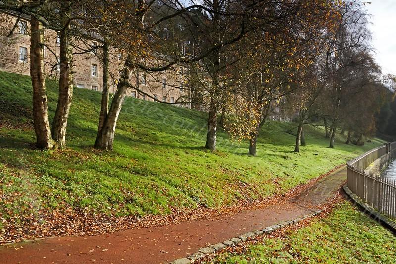 Heritage Area - New Lanark - 13 November 2011
