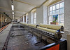 Working Textile Machinery at New Lanark - 8 March 2018