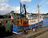Prawn Trawler at Oban Pier - Freedom - CN111