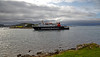 'Lord of the Isles' Inbound for Oban - 26 August 2013