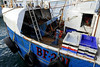 Trawler at Oban Pier - Marelann - BF 201