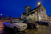 Monte Carlo Classic Car Rally at Paisley Abbey - 23 January 2014