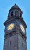 Town Clock Ticking to the Monte Carlo Classic Rally at Paisley - 25 January 2017