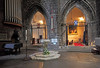 Font - Paisley Abbey - 6 June 2012