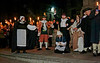 A Tale of Witchcraft at the Torchlit Procession for the MOD in Paisley - 11 October 2013
