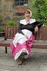 Sma' Shot Cottages - Period Dress - Paisley - 9 June 2012