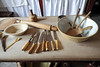 Sma' Shot Cottage Kitchen Utensils - Paisley - 9 June 2012