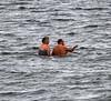 Swimmers at Fairlie - 16 September 2021