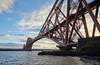 Forth Rail Bridge from North Queensferry - 26 November 2018