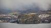 Dumbarton Rock from Langbank - 30 January 2021