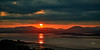 Sunset from Langbank - 25 July 2021
