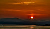 Sunset from Langbank - 23 July 2021