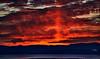 Sunset from Langbank - 24 April 2020