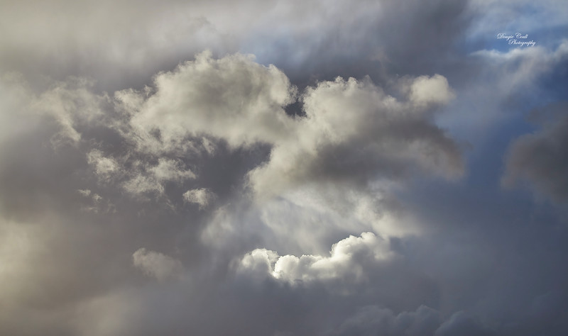 Clouds over Langbank - 11 March 2021