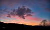 Sunset at Langbank - 30 January 2021