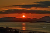 Sunset from Langbank - 24 July 2021