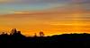 Sunset - Langbank - 9 October 2012