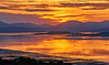Sunset from Langbank - 26 May 2017