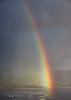 Rainbow from Langbank - 22 December 2020