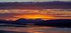 Sunset from Langbank - 21 June 2019
