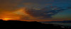Sunset from Langbank - 1 March 2021