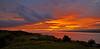 Langbank Sunset - 24 May 2014