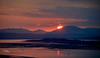 Sunset from Langbank - 30 May 2021