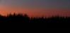 Sun Setting from Langbank - 4 January 2017