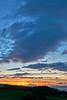 Sunset from Langbank - 15 September 2017